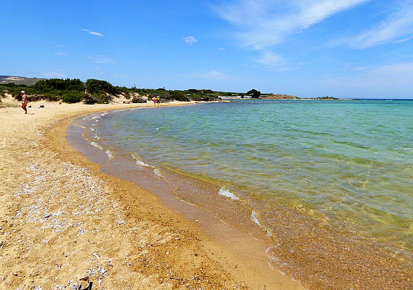 friedlicher Ort - Picture of Nudist Beach, Antiparos